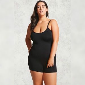 NWT Forever 21 Plus Size Layering Romper